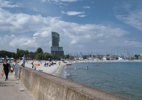 PIERWSZY DZIEŃ WAKACJI- Gdynia #dzikapolska #Gdynia #lato #SkwerKościuszki #wakacje #WojciechWrzesień #wojtekwrzesien #wypoczynek