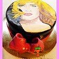 Tort Beata Kozidrak #tort #TortyKraków #TortyWalentynki