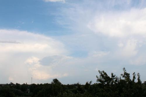 #chmury #pogoda