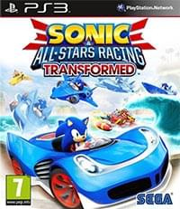 Sonic  AllStars Racing Transformed (2012) PS3- P2P