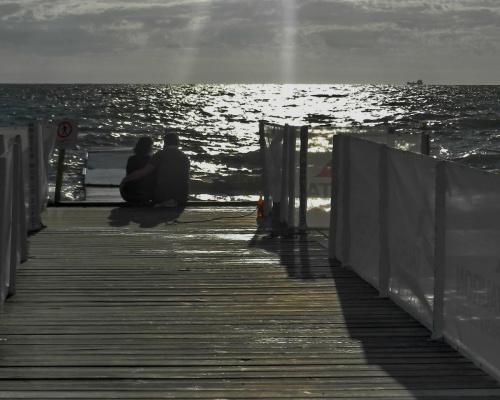 #morze #para #pomost