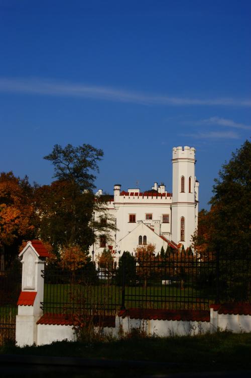 Pałac w Starewsi