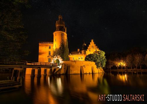 Moje miasto ...w nocy. #MarekSaltarski #Naris