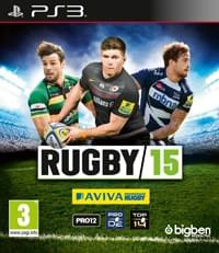 Rugby 15  (2014) PS3 - ACCiDENT