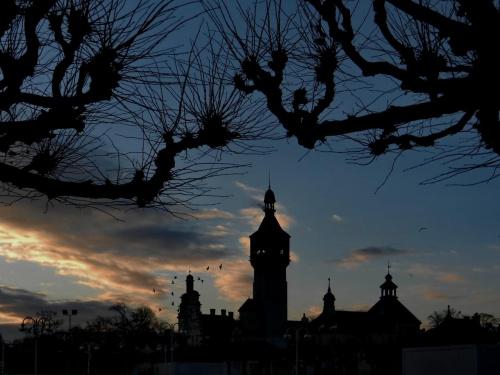 Kurort nocą... - już przedświt #przedświt #Sopot #latarnia #kurort