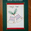 Christmas Bells - stitchingcards.com #fantagiro7 #HaftMatematyczny #ObrazkiZSzyciaWzięte