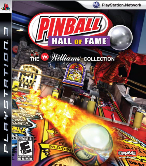 Pinball Hall of Fame The Williams Collection (2009) PS3- P2P