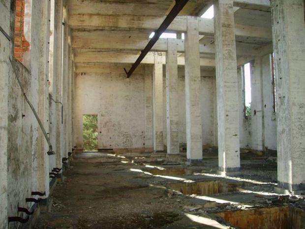#fabrik #bromberg #ruiny #opuszczone #poniemieckie #zakłady #chemiczne