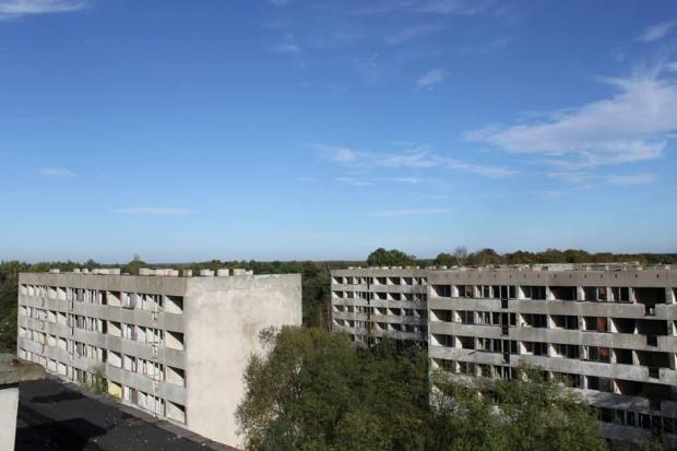 #miasto #widmo #poradzieckie #ruiny #opuszczone #osiedle #duchów