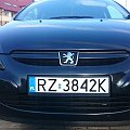 #Auto #Czarny #Diesel #HDi #Motoryzacja #Peugeot