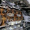 Widok wałków 2 #silnik #volvo #xc90