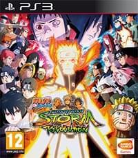 NARUTO SHIPPUDEN Ultimate Ninja STORM Revolution (2014) PS3-P2P