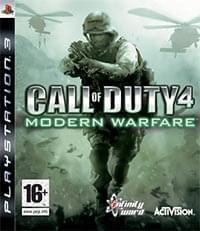 Call of Duty 4 Modern Warfare (2007) PS3 - STRiKE